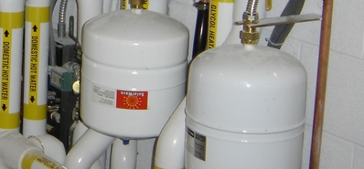 Filling the pressure: Sizing an expansion tank correctly